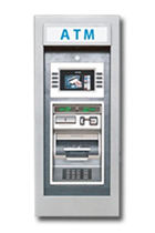 New ATM Genmega Wall Unit $4500 Delivered USA 2 Year Warranty